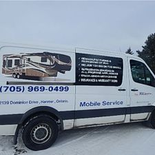 Have Your RV Moved in the Sudbury Area